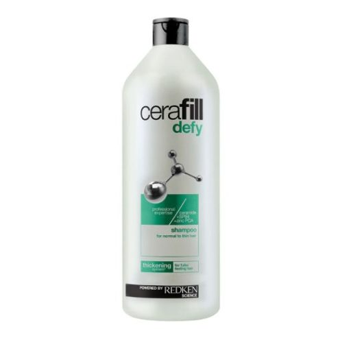 MY REMEDIES FOR THINNING HAIR | Cerafill Defy Shampoo By Redken |www.AfterOrangeCounty.com