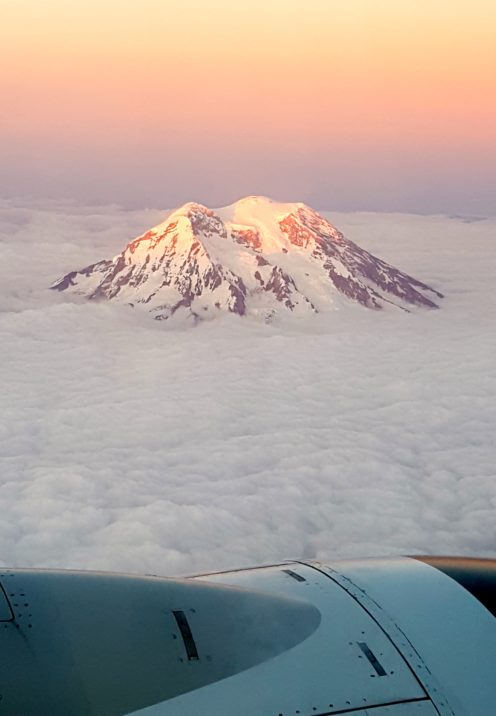 Flying Over Washington State | www.AfterOrangeCounty.com