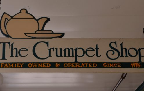 SEATTLE'S PIKE PLACE MARKET | The Crumpet Shop |www.AfterOrangeCounty.com