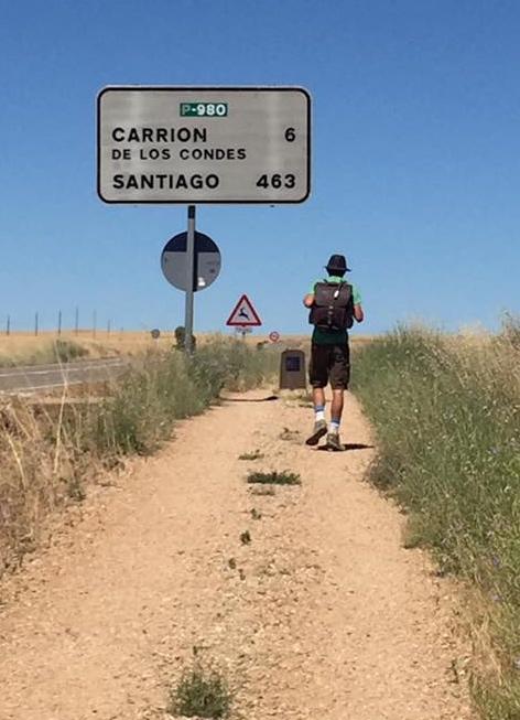 SUNDAYS WITH CELIA VOL 5 | Santiago de Compostela Pilgrim Routes | www.AfterOrangeCounty.com