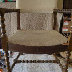 SUNDAYS WITH CELIA VOL 8 | Reupholstry Project | www.AfterOrangeCounty.com
