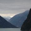THE STUNNING SCENERY OF ENDICOTT ARM FJORD ALASKA