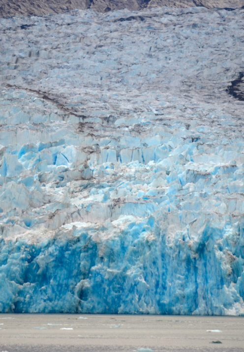 DAWES GLACIER | ENDICOTT ARM FJORD ALASKA | www.AfterOrangeCounty.com