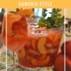 REFRESHING ICED TEA SANGRIA STYLE
