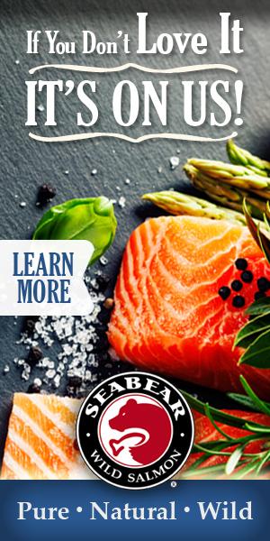 SeaBear Wild Alaskan Salmon | www.AfterOrangeCounty.com