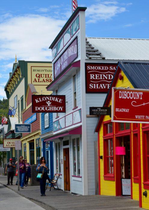 DROPPING ANCHOR IN SKAGWAY ALASKA | www.AfterOrangeCounty.com