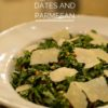 NUTTY CHOPPED KALE SALAD WITH DATES AND PARMESAN
