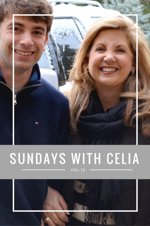 SUNDAYS WITH CELIA VOL 12 | www.AfterOrangeCounty.com