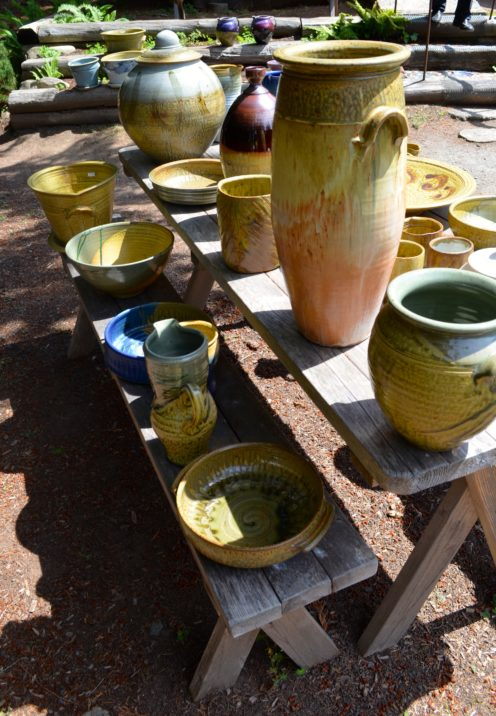 A VISIT TO BEAUTIFUL ORCAS ISLAND PART 2 | Orcas Island Pottery | www.AfterOrangeCounty.com