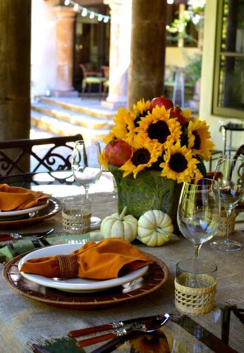 SUNDAYS WITH CELIA VOL 17 | A Fall Luncheon | www.AfterOrangeCounty.com