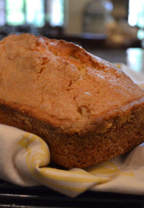 EASY ALMOND CAKE RECIPE   www.AfterOrangeCounty.com
