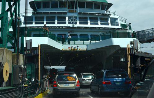 A WEEKEND ON ORCAS ISLAND | Washington State Ferry | www.AfterOrangeCounty.com