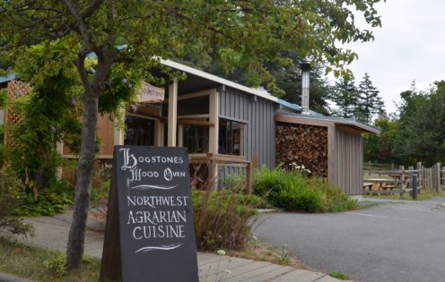 DINING AT THE ACCLAIMED HOGSTONE WOOD OVEN   www.AfterOrangeCounty.com