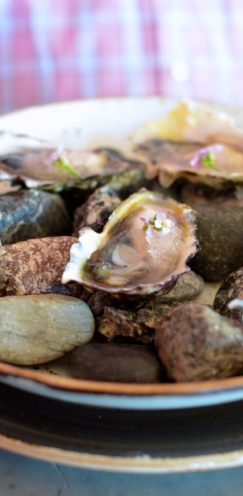 DINING AT THE ACCLAIMED HOGSTONE WOOD OVEN | Oysters From 344 Yards Away |www.AfterOrangeCounty.com