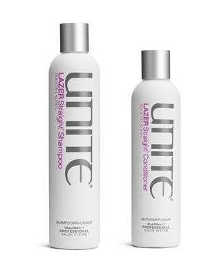Lazar Straight Shampoo & Conditioner by UNITE | www.AfterOrangeCounty.com