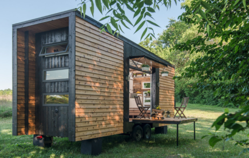 THE MOST CHARMING TINY HOUSE I'VE EVER SEEN | www.AfterOrangeCounty.com