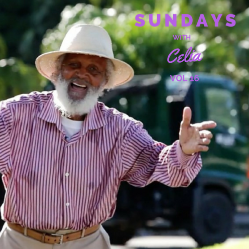 Sundays With Celia Vol 16 | Johnny Barnes | Bermuda Greeter | www.AfterOrangeCounty.com