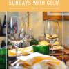 SUNDAYS WITH CELIA VOL 19