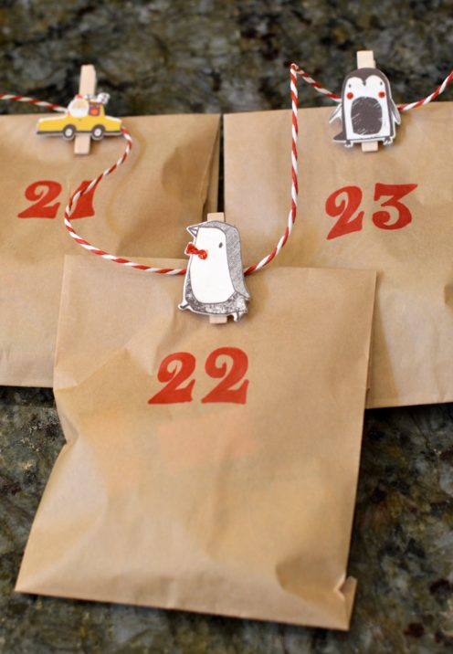 COUNTDOWN TO CHRISTMAS WITH A FUN ADVENT CALENDAR | www.AfterOrangeCounty.com