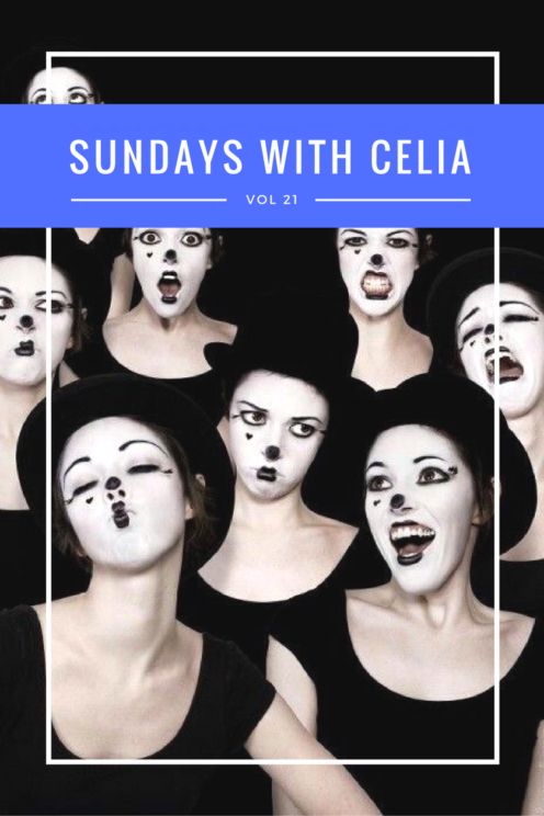 SUNDAYS WITH CELIA VOL 21 | www.AfterOrangeCounty.com