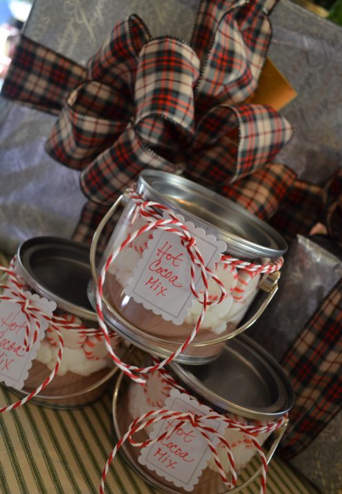 Peppermint Hot Cocoa Gifts From The Kitchen | www.AfterOrangeCounty.com