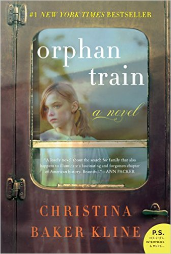 Orphan train By Christina Baker Kline | A great book | www.AfterOrangeCounty.com