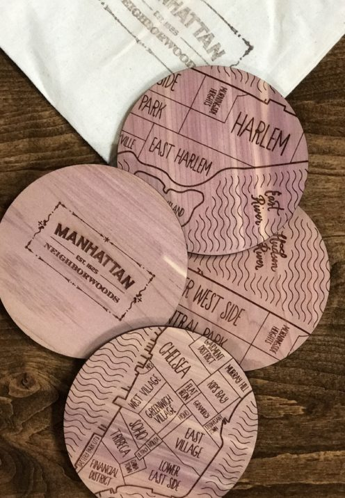 AN UNCOMMONLY GREAT RESOURCE | Neighborhood Coasters From UncommonGoods.com | www.AfterOrangeCounty.com