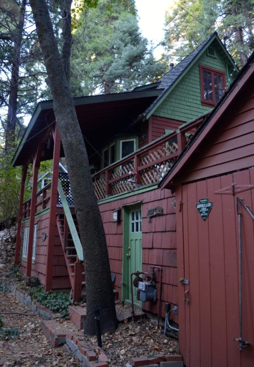 RENOVATION UPDATE ON THE HOUSE ON COTTAGE GROVE | Cabin Renovation in Lake Arrowhead, | www.AfterOrangeCounty.com