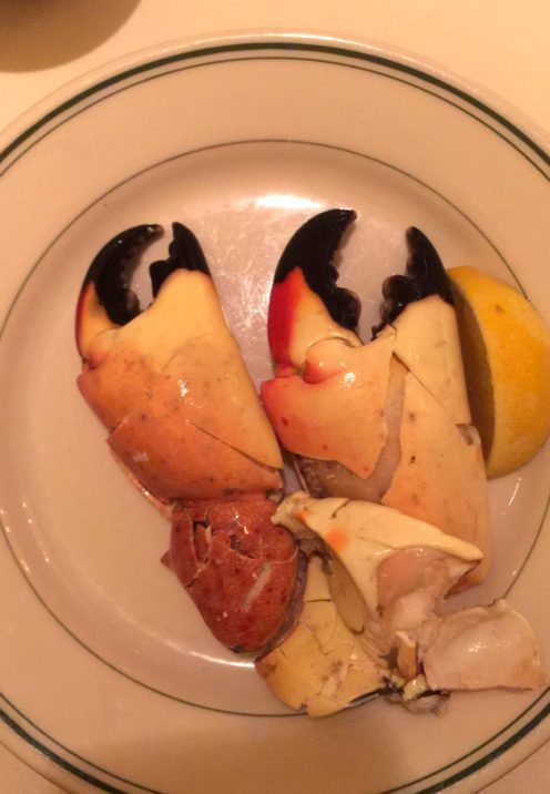DOUBLE DATE NIGHT IN DC | Joe's Seafood, Prime Steak & Stone Crab | www.AfterOrangeCounty.com