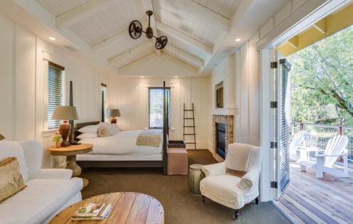 California Farmhouse Inn BEST HOTEL in California | www.AfterOrangeCounty.com