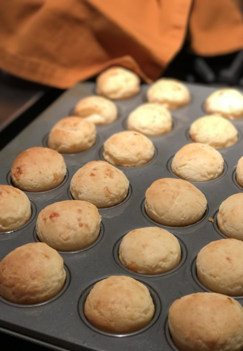HOW TO PLAN A DINNER PARTY |Brazilian Cheese Bread | www.AfterOrangeCounty.com