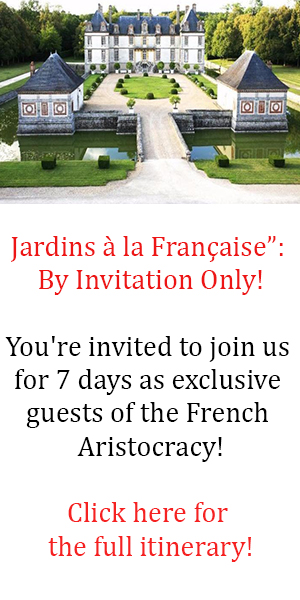A Private Invitation From A French Countess