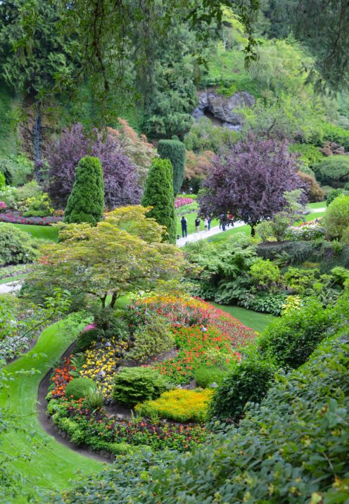 TOP 10 THINGS TO DO IN VICTORIA | The Butchart Gardens | www.AfterOrangeCounty.com