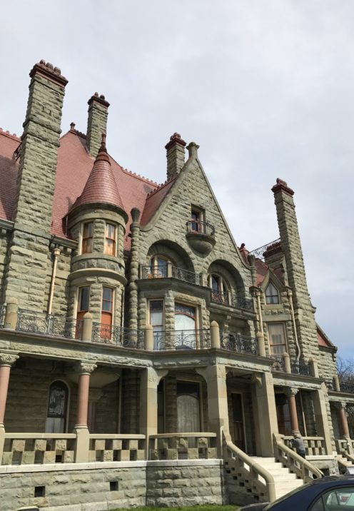 TOP 10 THINGS TO DO IN VICTORIA | Craigdarroch Castle |www.AfterOrangeCounty.com