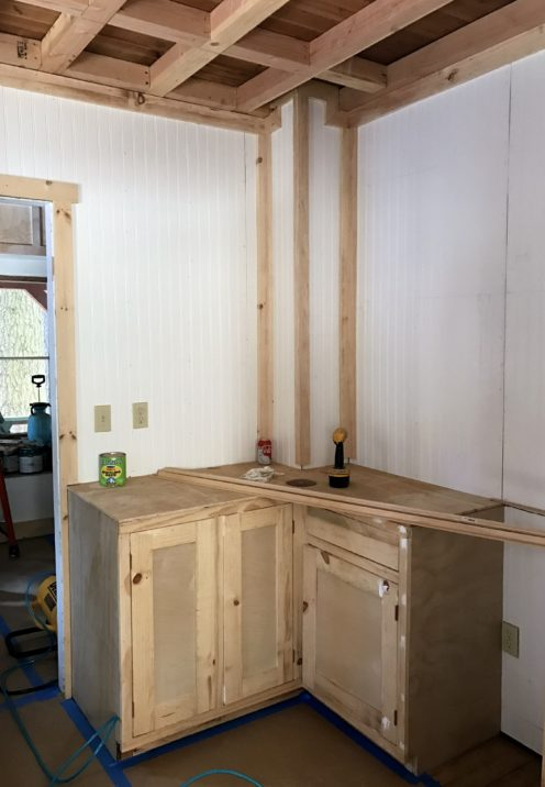THE HOUSE ON COTTAGE GROVE RENO UPDATE | Mountain Cottage Kitchen Renovation | www.AfterOrangeCounty.com