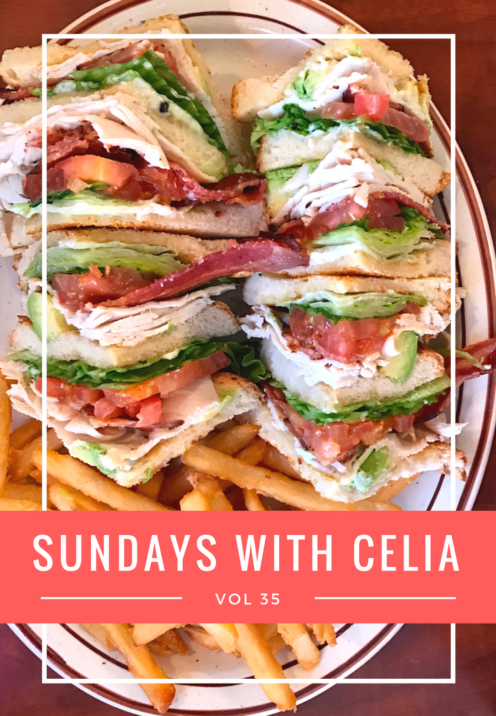 SUNDAYS WITH CELIA VOL 35 | Club Sandwich | www.AfterOrangeCounty.com
