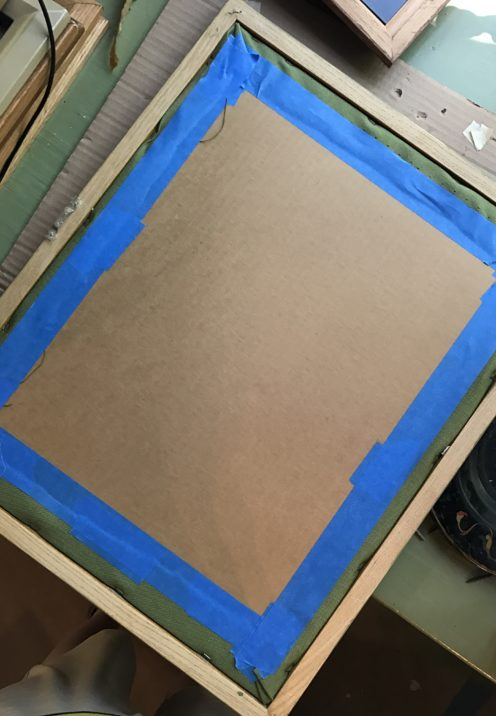 HOW TO CREATE INEXPENSIVE DIY WALL ART   www.AfterOrangeCounty.com