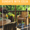 SUNDAYS WITH CELIA VOL 39