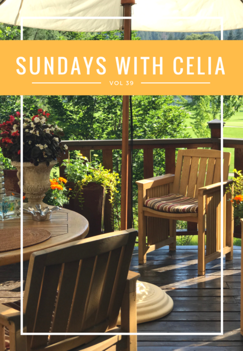 SUNDAYS WITH CELIA VOL 39 | www.AfterOrangeCounty.com