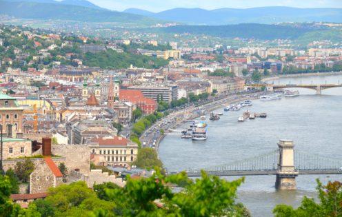EXPLORING ENCHANTING BUDAPEST   The Danube River   www.AfterOrangeCounty.com