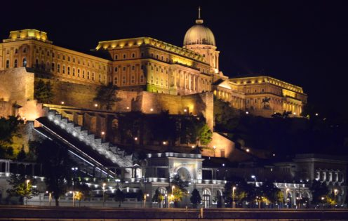 EXPLORING ENCHANTING BUDAPEST AT NIGHT   www.AfterOrangeCounty.com