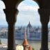 EXPLORING ENCHANTING BUDAPEST | The Danube River | View from Fisherman's Bastion | www.AfterOrangeCounty.com