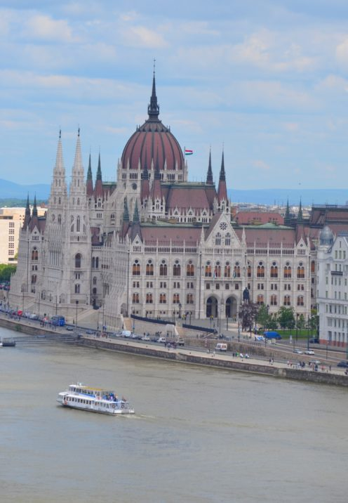 EXPLORING ENCHANTING BUDAPEST | The Danube River | www.AfterOrangeCounty.com