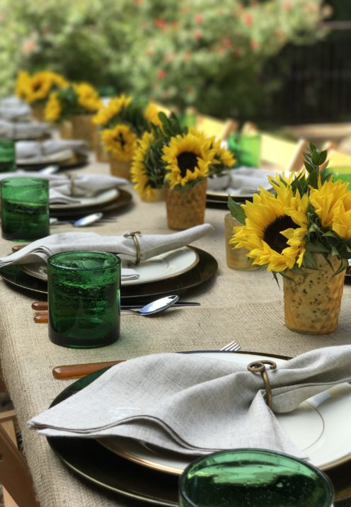 HOW TO HOST A SENSATIONAL SUMMERTIME SOIRÉE | www.AfterOrangeCounty.com
