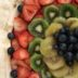 FRESH FRUIT PAVLOVA | Recipe @ www.AfterOrangeCounty.com
