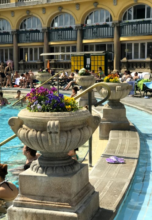 EXPLORING ENCHANTING BUDAPEST | Széchenyi Baths | www.AfterOrangeCounty.com