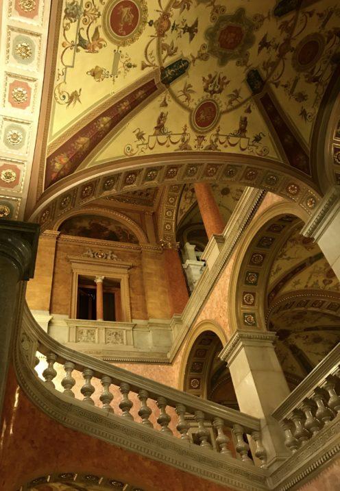 EXPLORING ENCHANTING BUDAPEST   The Hungarian State Opera House   www.AfterOrangeCounty.com