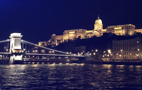 EXPLORING ENCHANTING BUDAPEST AT NIGHT | www.AfterOrangeCounty.com