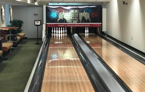 Bowling At The White House After Orange County