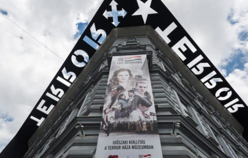 EXPLORING ENCHANTING BUDAPEST   The House of Terror   www.AfterOrangeCounty.com